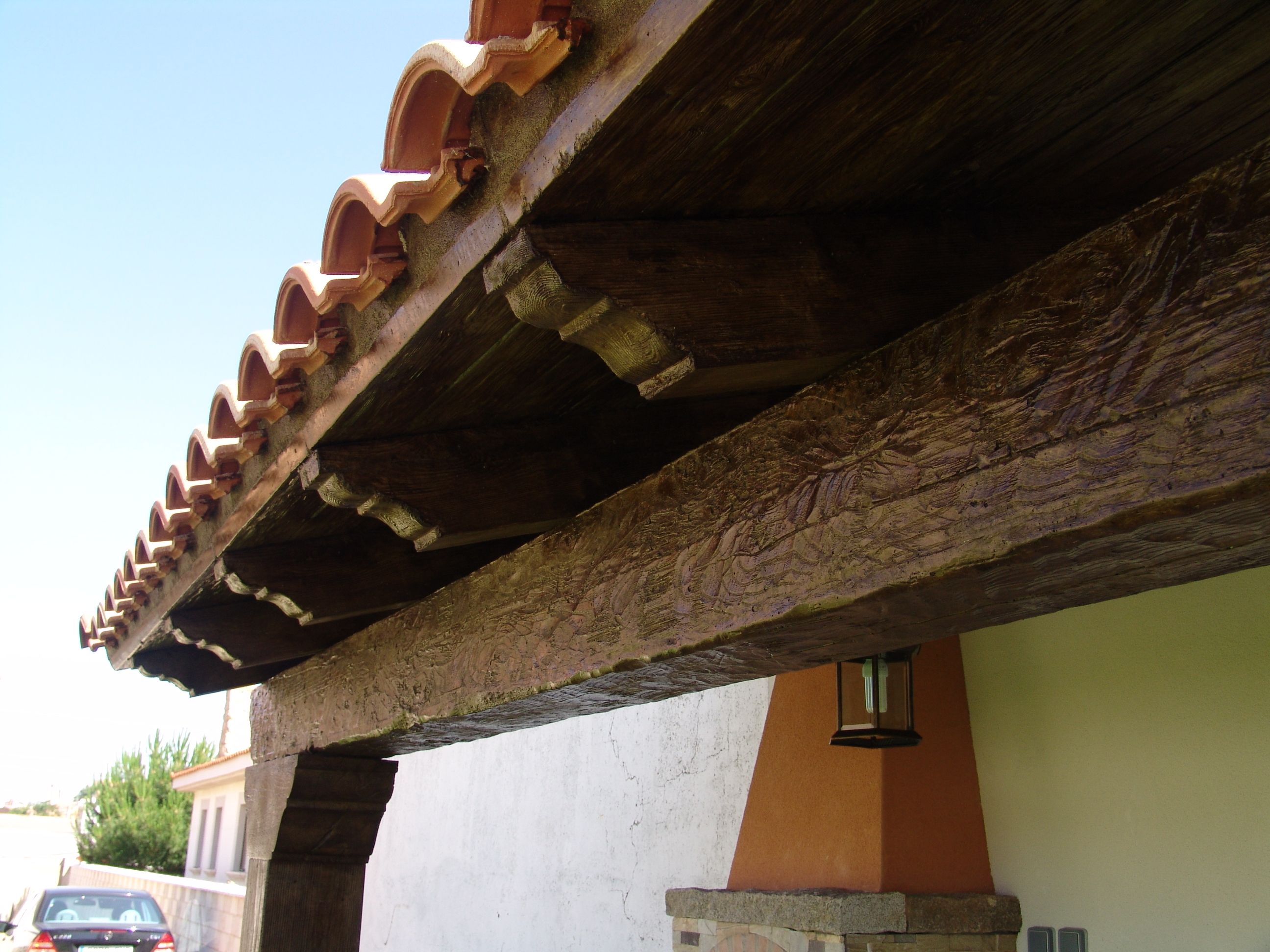 Tecnologia de prefabricados salmantina s l hormig n - Hormigon imitacion madera ...
